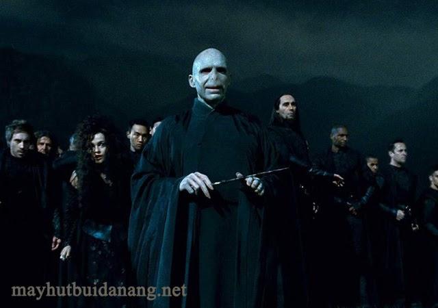 Voldemort là một nhân vật quan trọng tạo nên sự thành công của Harry Potter