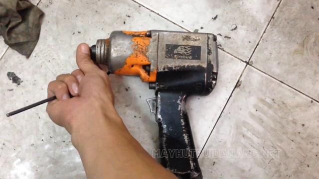 cách sửa chữa súng bắn ốc