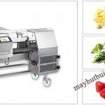 Cấu tạo của máy dò kim loại thực phẩm bao gồm bộ phận nào?