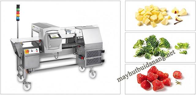 Máy dò kim loại thực phẩm là một thiết bị chuyên dụng hiện nay