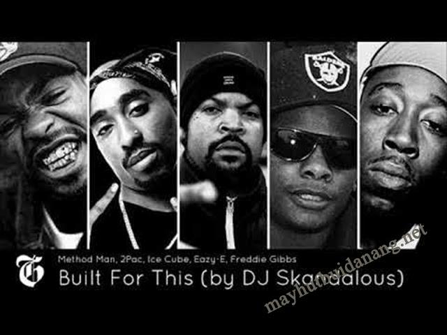 Bản nhạc rap thể loại Rap Old School nổi tiếng giai đoạn đầu tiên