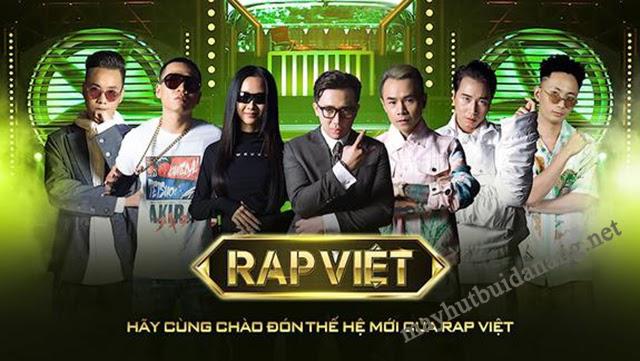 """Chương trình ăn khách bậc nhất Việt Nam """"Rap Việt, 2020"""""""