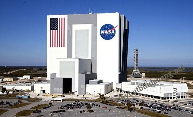 Trụ sở hiện tại của NASA tại Mỹ