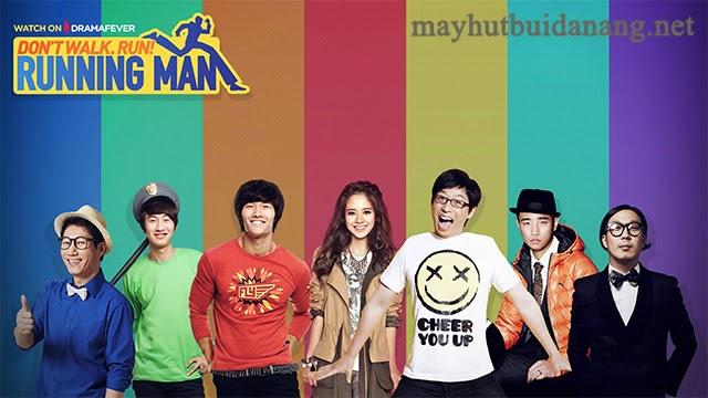 Running man Hàn Quốc nổi tiếng trên toàn Châu Á