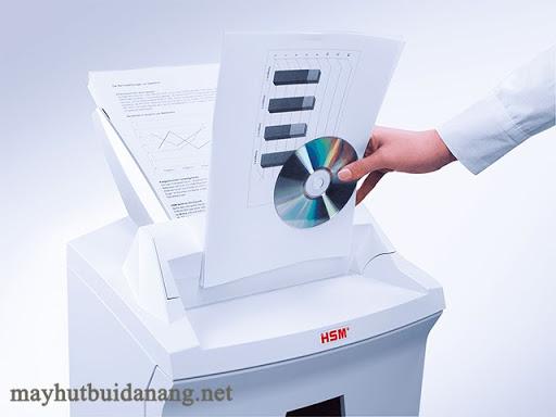 Sử dụng máy huỷ giấy giúp tối ưu không gian văn phòng