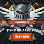 Evowars - tựa game đối kháng vui nhộn
