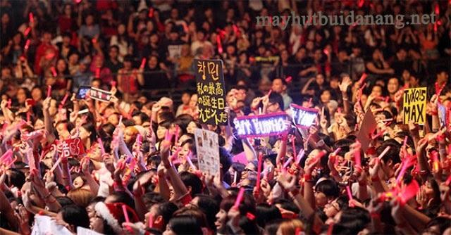 Kpop có lực lượng fan hùng hậu