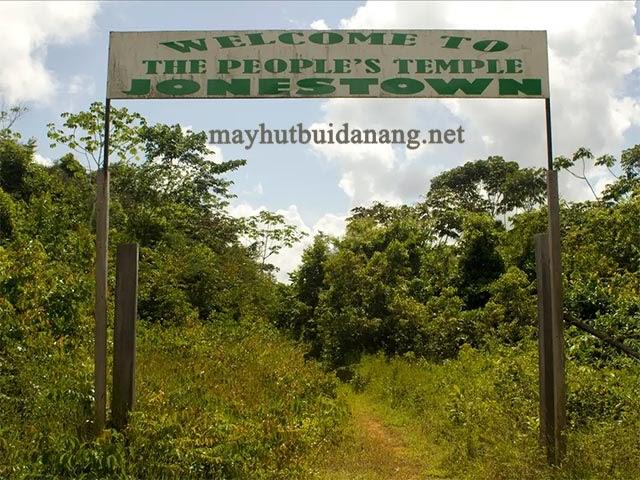 Jonestown - thánh địa của tội ác