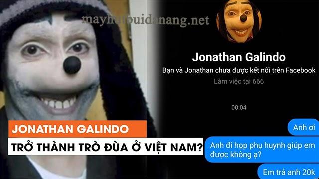 Nhân vật đáng sợ bỗng hoá thành trò đùa ở Việt Nam