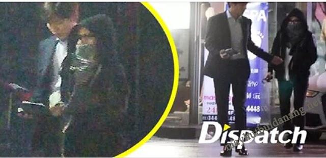 Bức ảnh công khai hẹn hò của Lee Min Ho và Suzy
