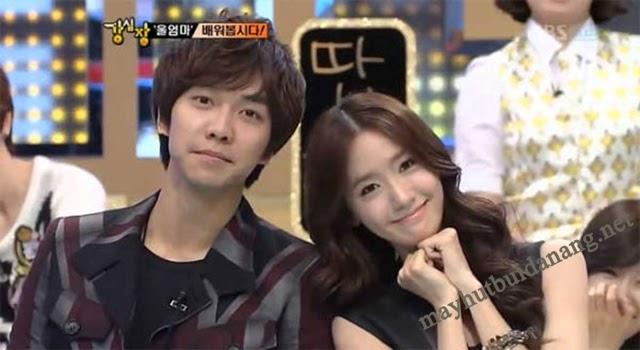 Chuyện tình đẹp của Lee Seung Gi và Yoona