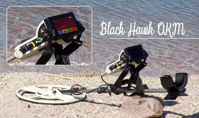 Máy dò kim loại Black Hawk OKM – Diều hâu đen