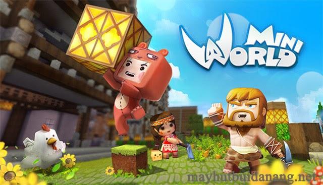 Tựa game vui nhộn Mini World Block Art