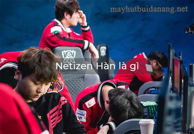 Cư dân mạng Hàn Quốc được gọi là Netizen Hàn