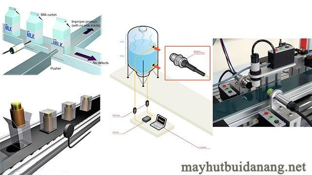 Nguyên lý hoạt động của thiết bị cảm biến kim loại