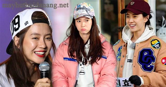 """""""Nữ thần may mắn"""" - Song Ji Hyo"""