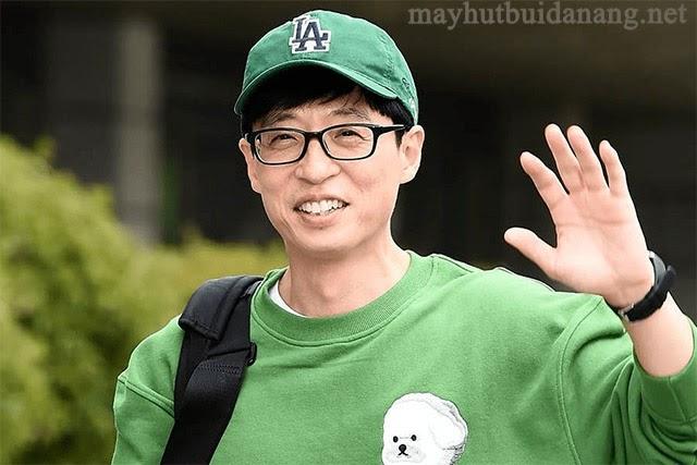 "Yoo Jae Suk ""châu chấu"""