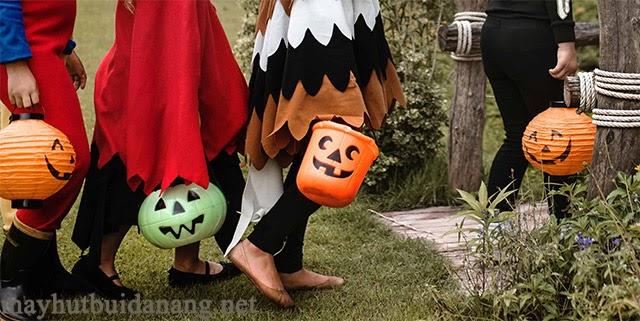 Sự tích về quả bí ngô trong ngày lễ Halloween